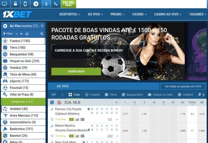 1XBet em Portugues - Análise