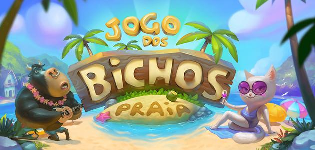 Jogo dos Bichos Praia no Betmotion Bingo