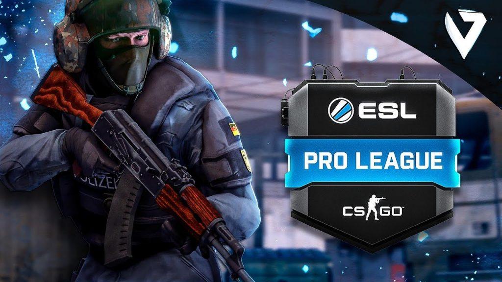 Apostar em E-Sports: ESL Pro League CS:GO