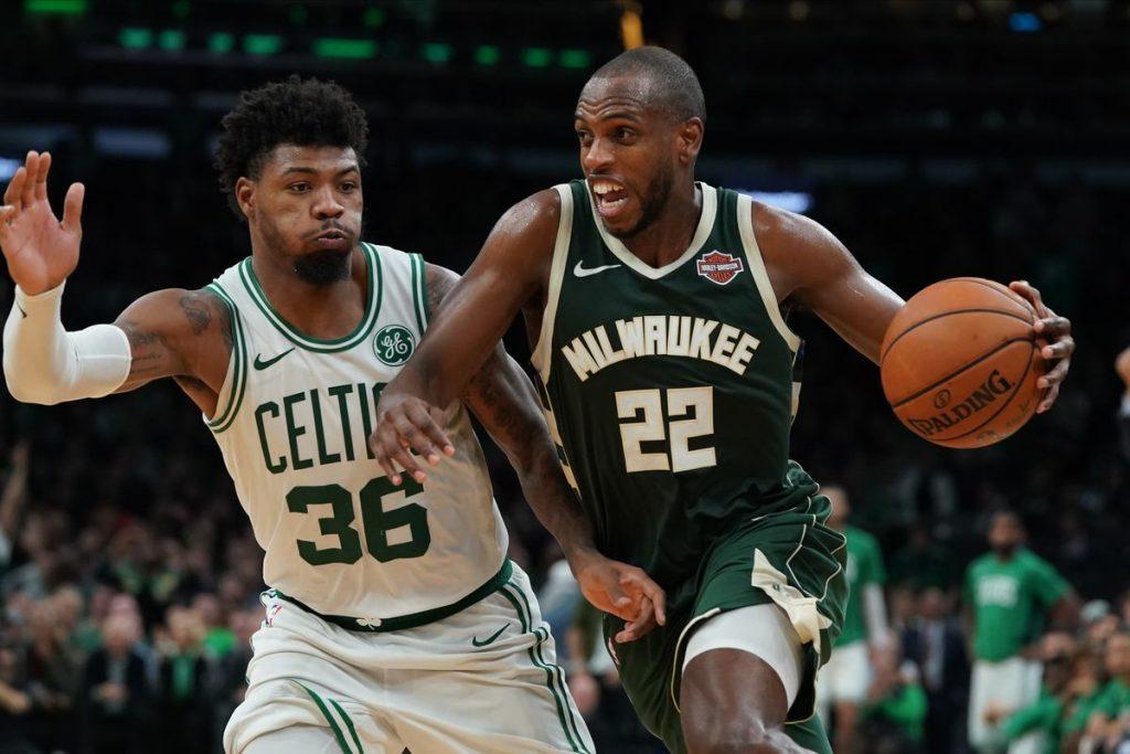 NBA: Celtics, Bucks Batalha no Leste