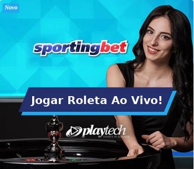 Jogar Roleta ao vivo cassino online