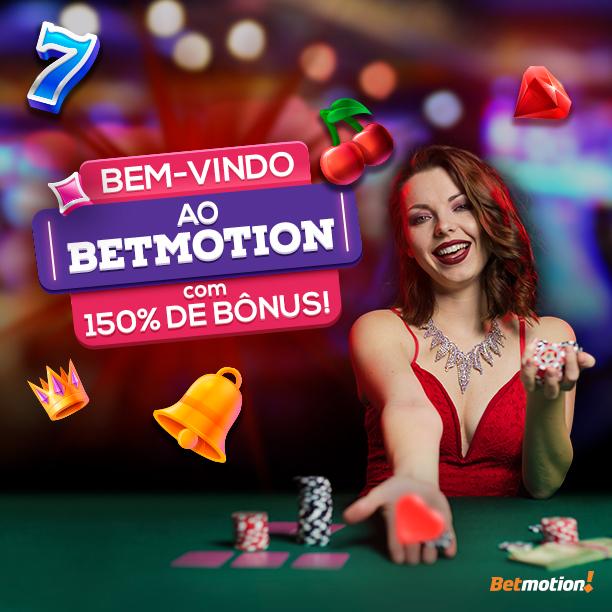 Jogos de cassino ao vivo no Betmotion