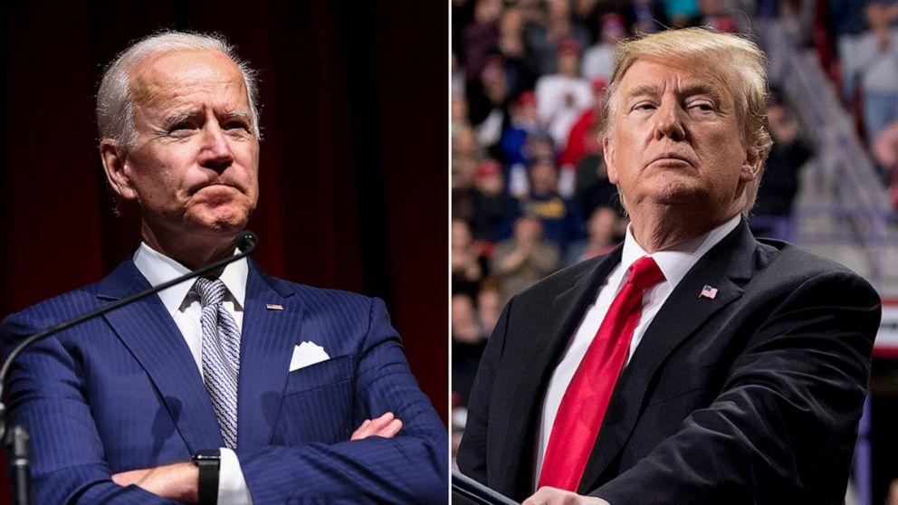 Probabilidades políticas: Biden assume a liderança e Trump cai
