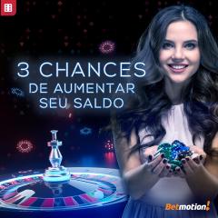 Betmotion - ofertas no Futebol, Bingo e Casino
