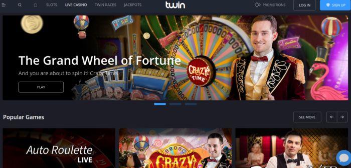 Twin Casino Brasil
