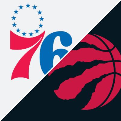 NBA: Toronto Raptors enfrenta Philadelphia 76ers