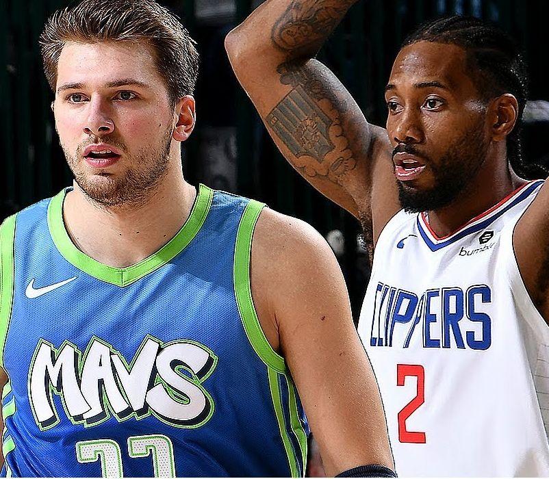 Agenda da NBA: Mavericks enfrenta Clippers