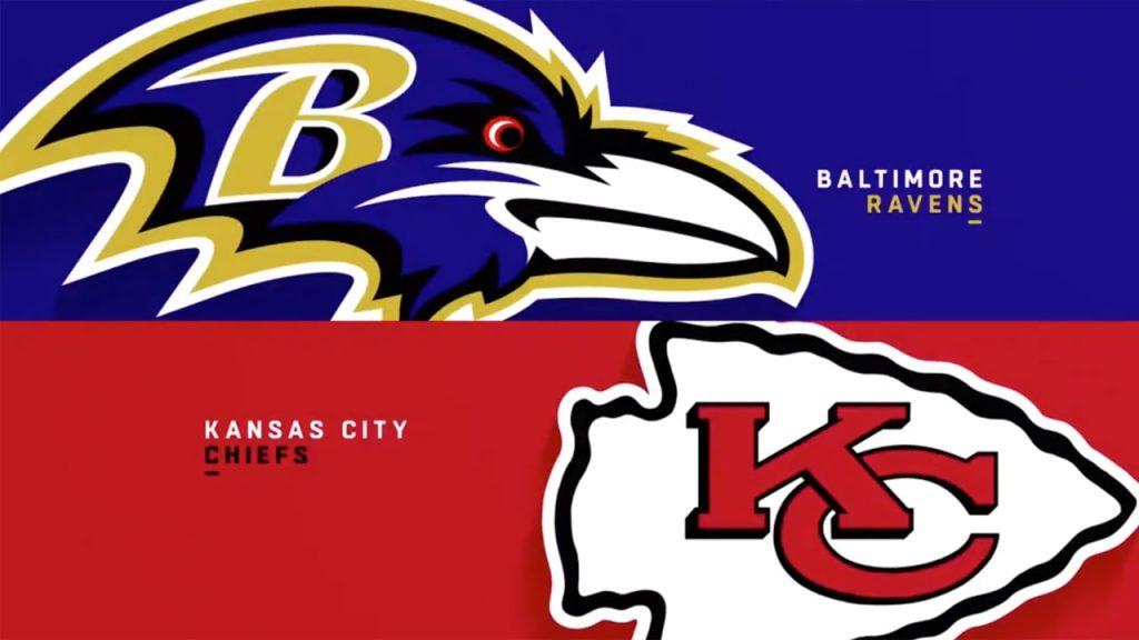 Apostar na NFL: Chiefs contra Baltimore