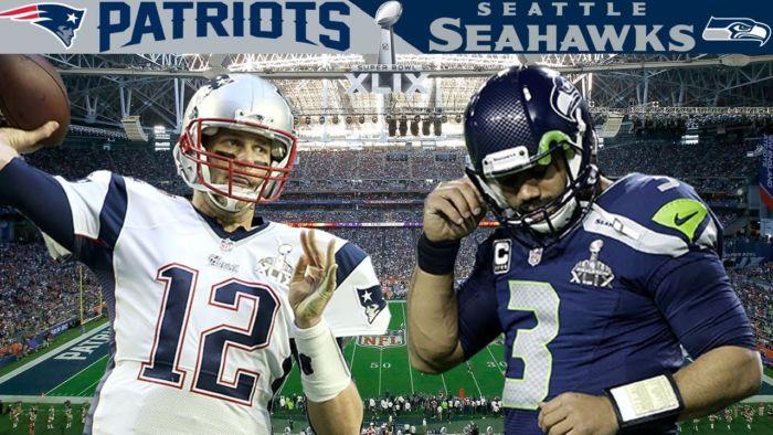 Apostar na NFL: Patriots X Seahawks