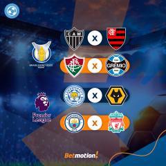 Betmotion Futebol - Brasileirao & Copa do Basil