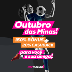 Outubro rosa Betmotion