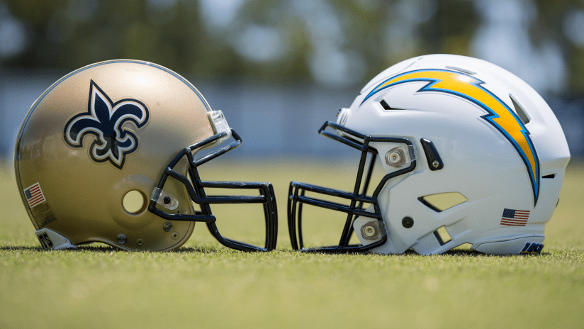Apostar na NFL: Chargers contra Saints