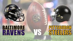 NFL na ESPN - apostar na NFL com RAVENS x STEELERS ao vivo
