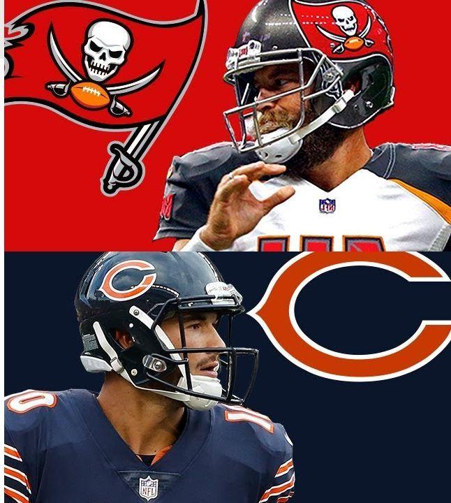 Assistir NFL ao-vivo: Chicago Bears X Tampa Bay Buccaneers