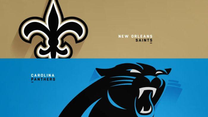 Futebol Americano - NFL: Saints X Panthers