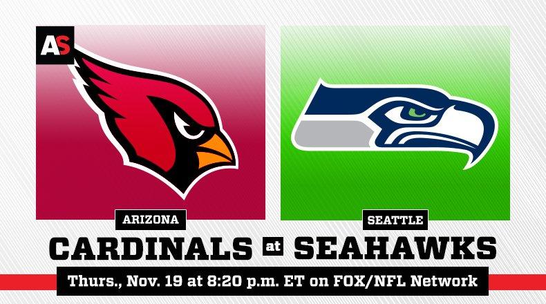 Futebol Americano - NFL: Arizona Cardinals X Seattle Seahawks