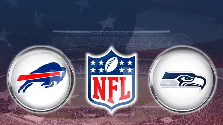 Futebol Americano - NFL: Buffalo Bills X Seattle Seahawks