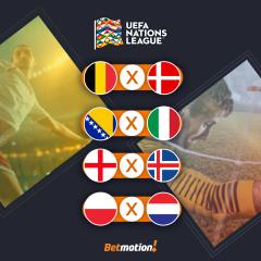 Betmotion Futebol - Brasileirao & Copa Sul Americana