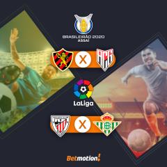 Betmotion Futebol - Agenda do Brasileirao & Libertadores