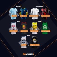 Betmotion Futebol - Agenda Completa