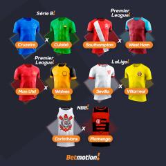 Betmotion Futebol - serie B Copa do Brasil