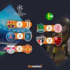 Betmotion Futebol - Agenda do Futebol da Semana