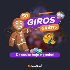 Betmotion - Giros Grátis