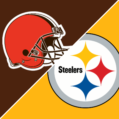 Futebol Americano - NFL - Cleveland Browns Vs Pittsburgh Steelers