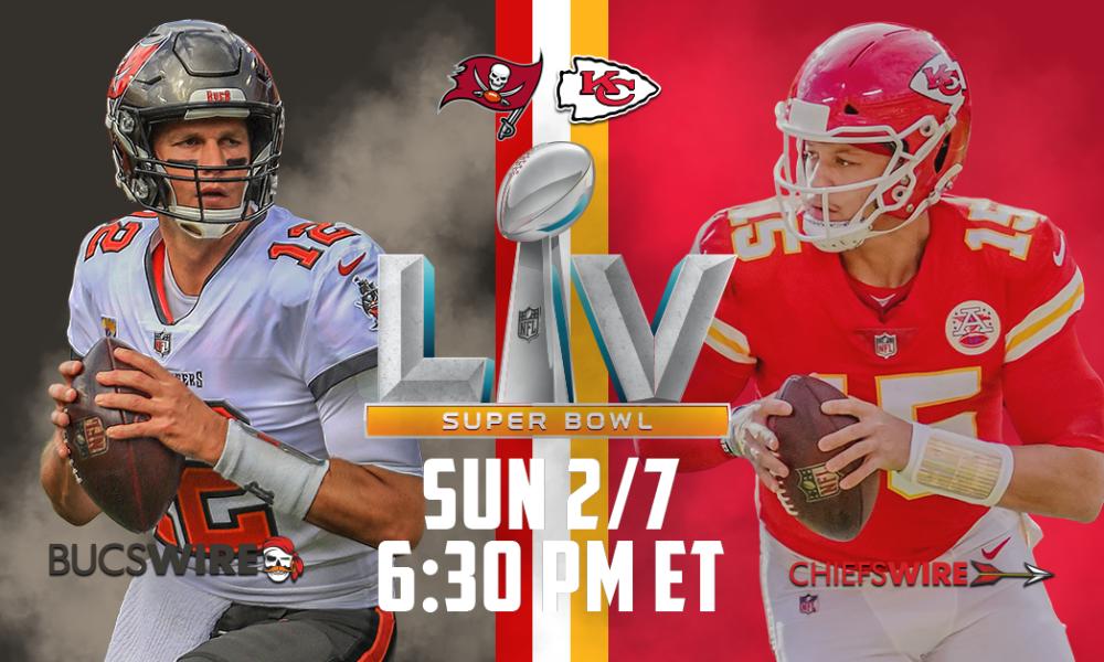 Futebol Americano - NFL - Tampa Bay Buccaneers X Kansas City Chiefs na Super Bowl LV