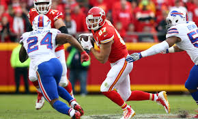 Futebol Americano - NFL - Kansas City Chiefs X Buffalo Bills