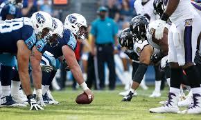 Futebol Americano - NFL - Tennessee Titans X Baltimore Ravens