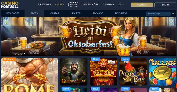Casino Portugal - Análise