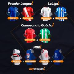 Betmotion Futebol - Agenda do Futebol