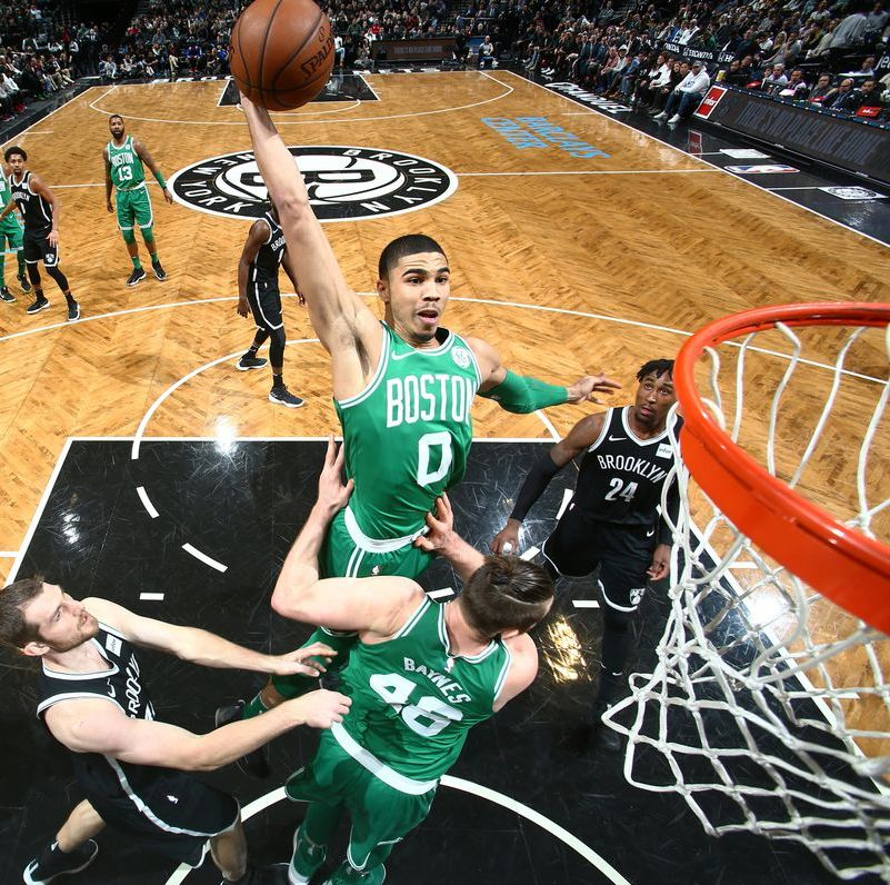 Apostar na NBA - Boston Celtics X Brooklyn Nets