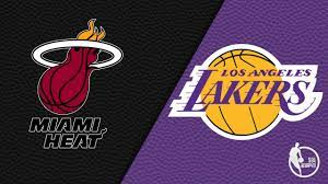 Apostar na NBA - Miami Heat X Los Angeles Lakers