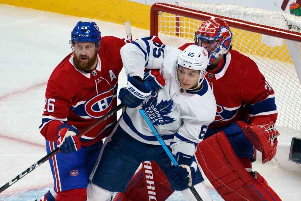 Hóquei - Apostar na NHL: Montreal Canadiens X Toronto Maple Leafs