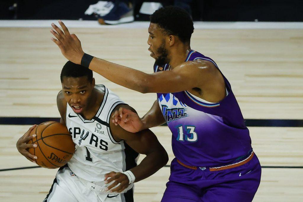 Apostar na NBA - San Antonio Spurs X Utah Jazz