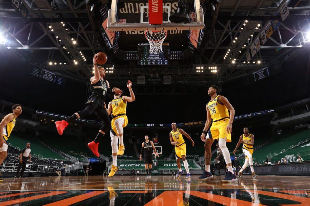 Basquete: Apostar na NBA - Milwaukee Bucks X Indiana Pacers