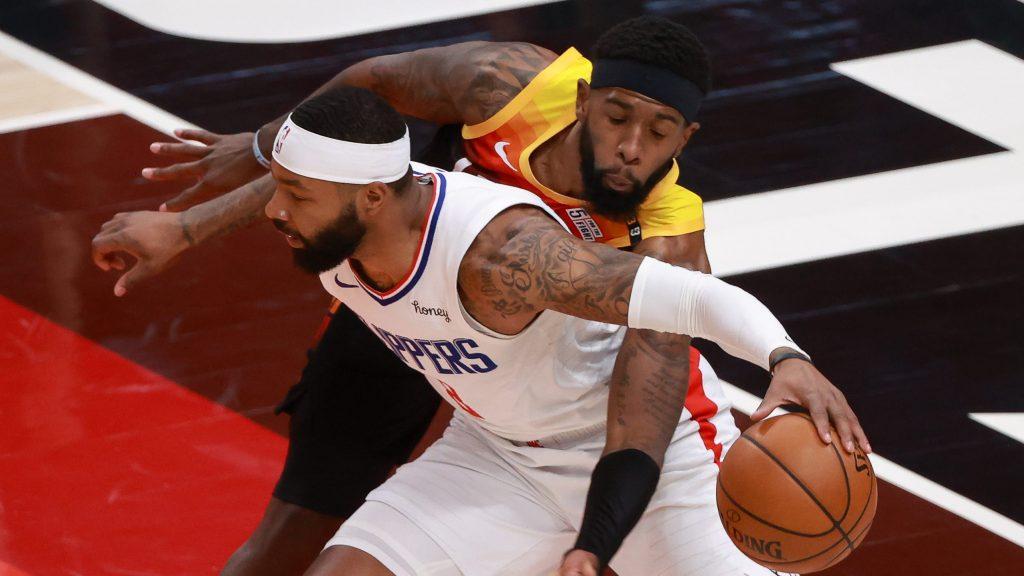 Basquete - Apostar na NBA: Los Angeles Clippers X Utah Jazz, Jogo 5