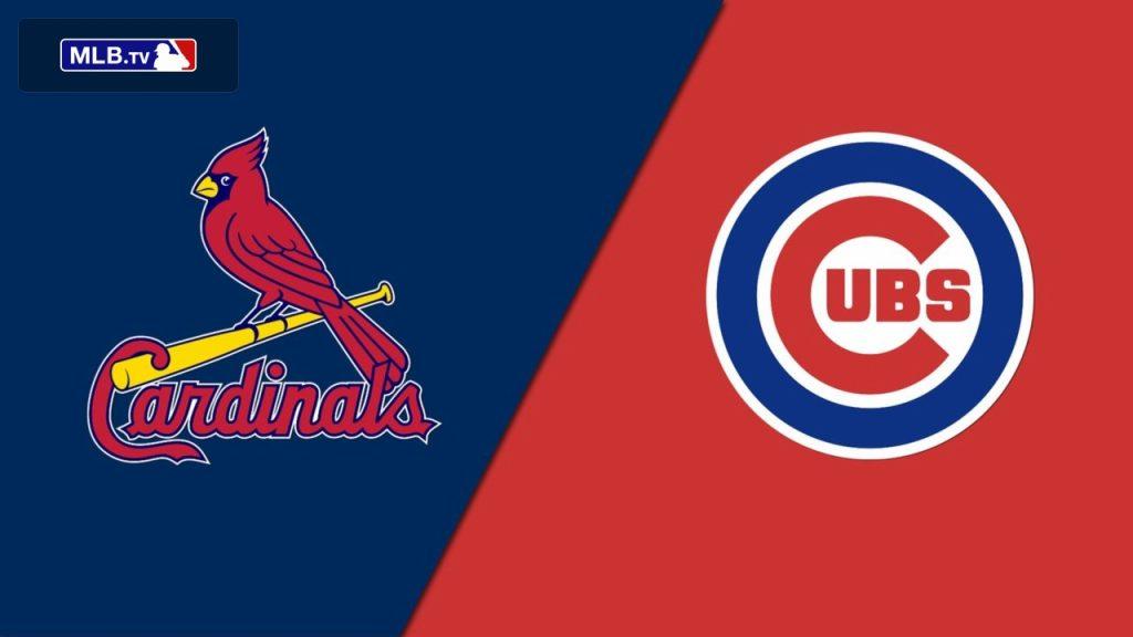 Beisebol - Apostar na MLB: Chicago Cubs X Louis Cardinals