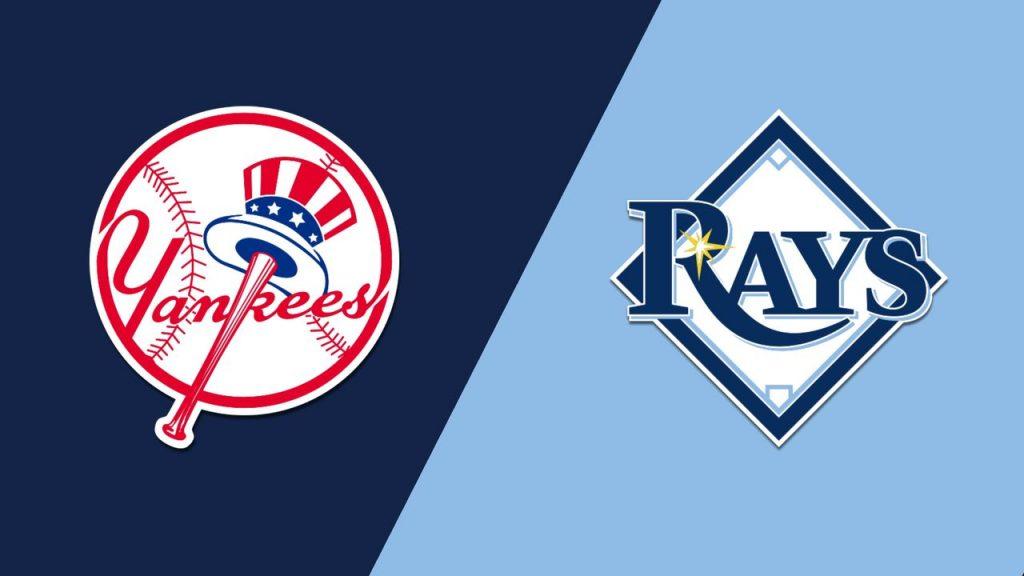 Beisebol - Apostar na MLB - New York Yankees X Tampa Bay Rays