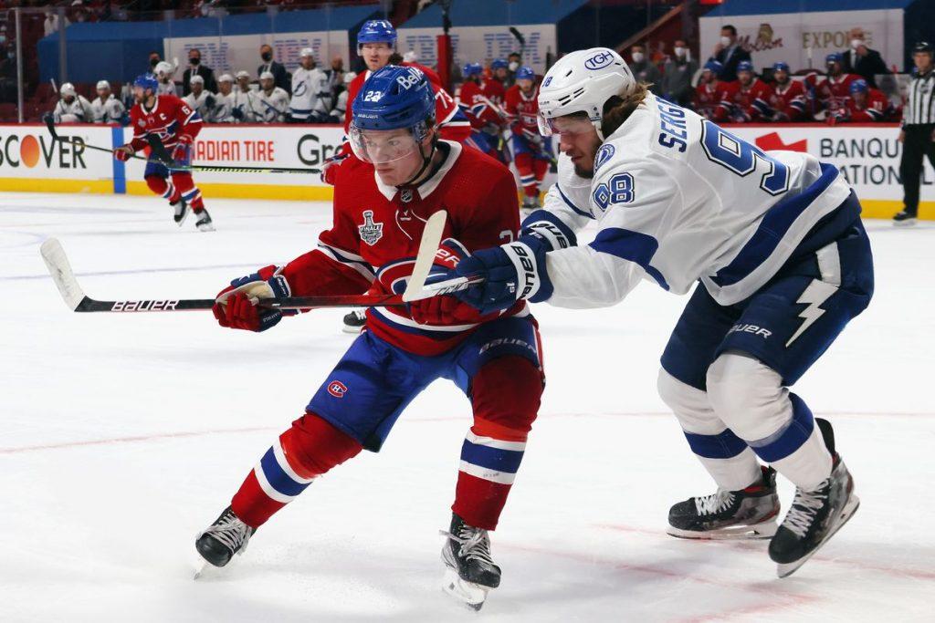 Hóquei - Apostar na NHL: Montreal Canadiens X Tampa Bay Lightning
