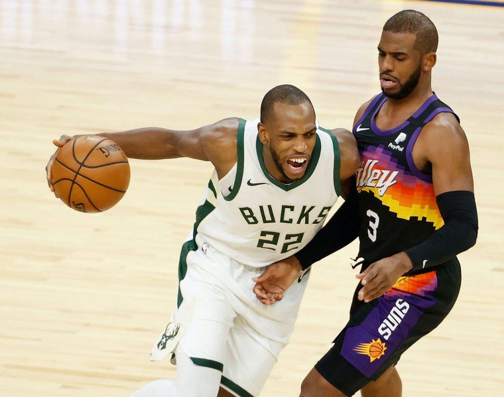 Basquete - Apostar na NBA - Milwaukee Bucks x Phoenix Suns, jogo 2