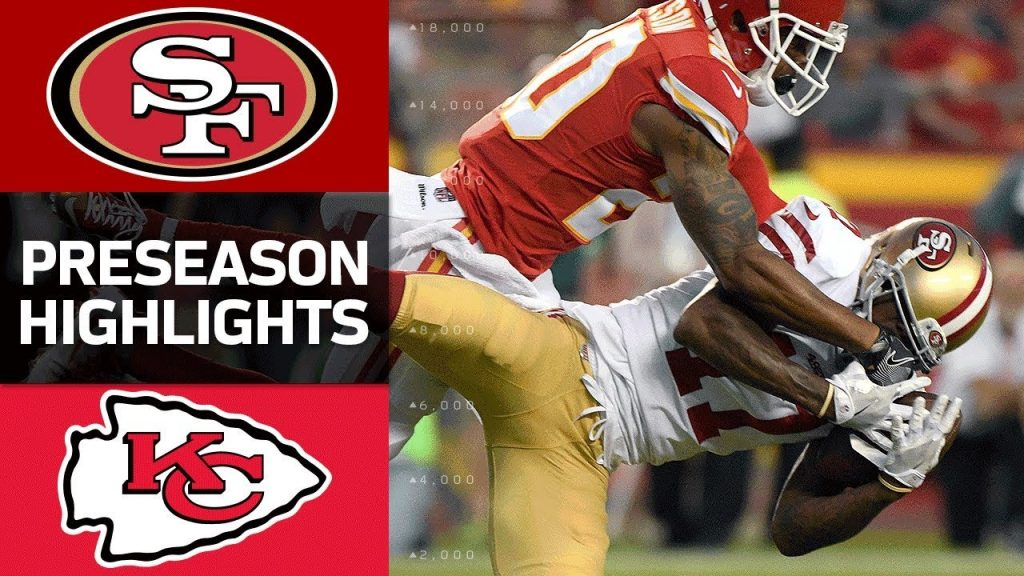 Futebol Americano - Apostar na NFL - Chiefs-Niners - revanche do Super Bowl LIV