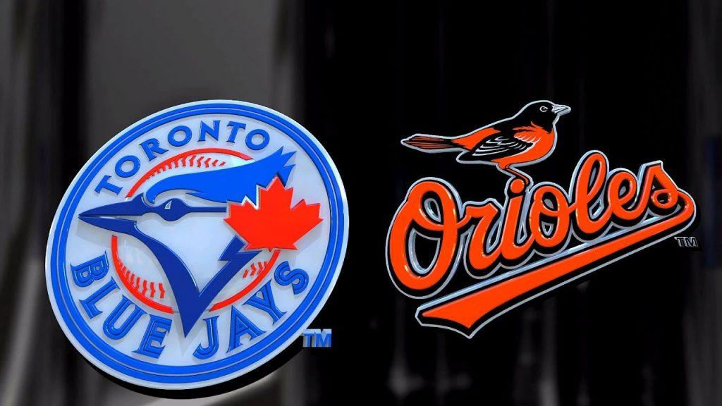 Beisebol - Apostar na MLB - Toronto Blue Jays x Baltimore Orioles