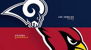 Futebol Americano - NFL - Arizona Cardinals x LA Rams na semana 4