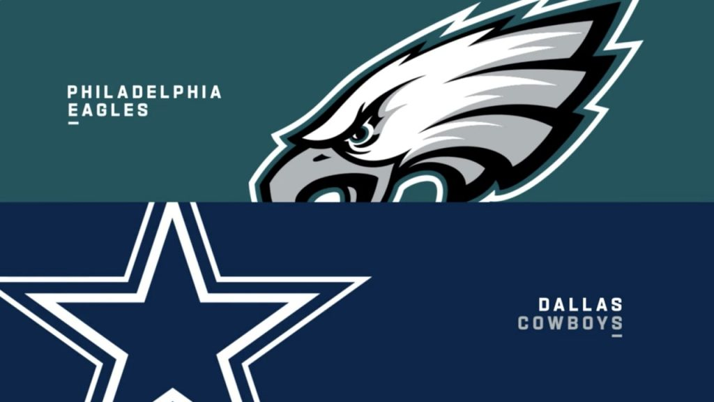 Futebol Americano - NFL - Philadelphia Eagles X Dallas Cowboys