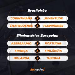 Betmotion - Agenda do Futebol