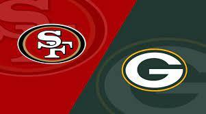 Futebol Americano - NFL - San Francisco 49ers Vs Green Bay Packers na Semana 3