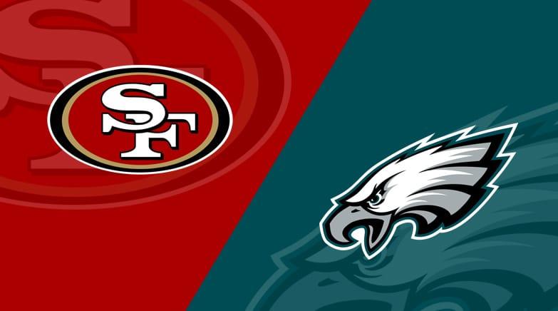 Futebol Americano - NFL: Philadelphia Eagles Host San Francisco 49ers na Semana 2
